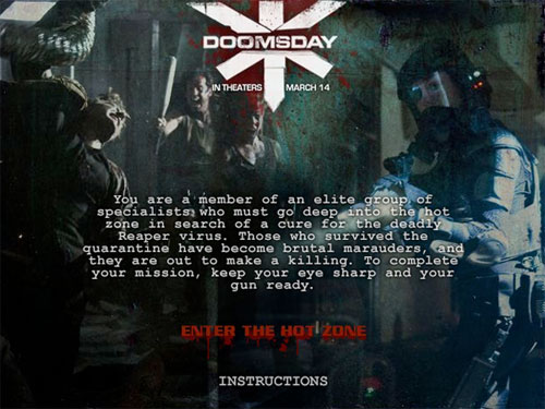 dday game Doomsday
