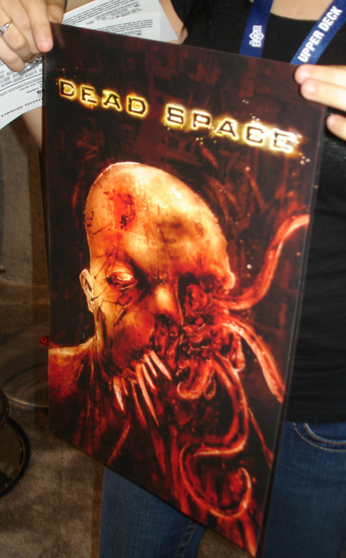 deadspace1 SDCC 08: Anchor Bay Announces Dead Space Tie In
