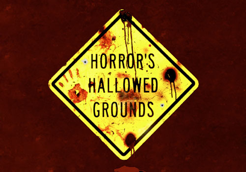 logo Horrors Hallowed Grounds: A Clockwork Orange