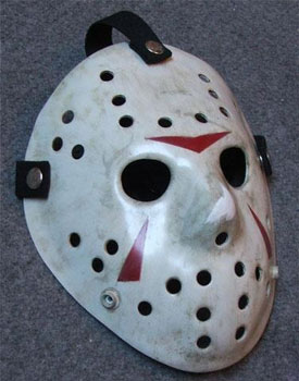 Image result for jason voorhees original mask
