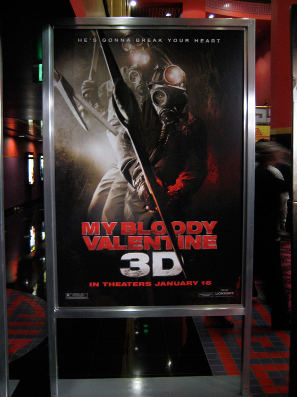 01 Red Carpet Premiere Pics & 6 Clips From My Bloody Valentine!