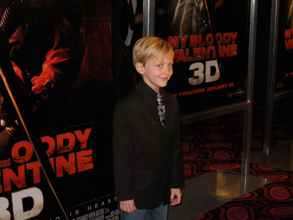 08 Red Carpet Premiere Pics & 6 Clips From My Bloody Valentine!