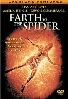 earthvsspider Earth vs. The Spider