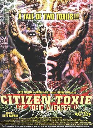 Critiques de films de zombies/contaminés - Page 6 Toxie
