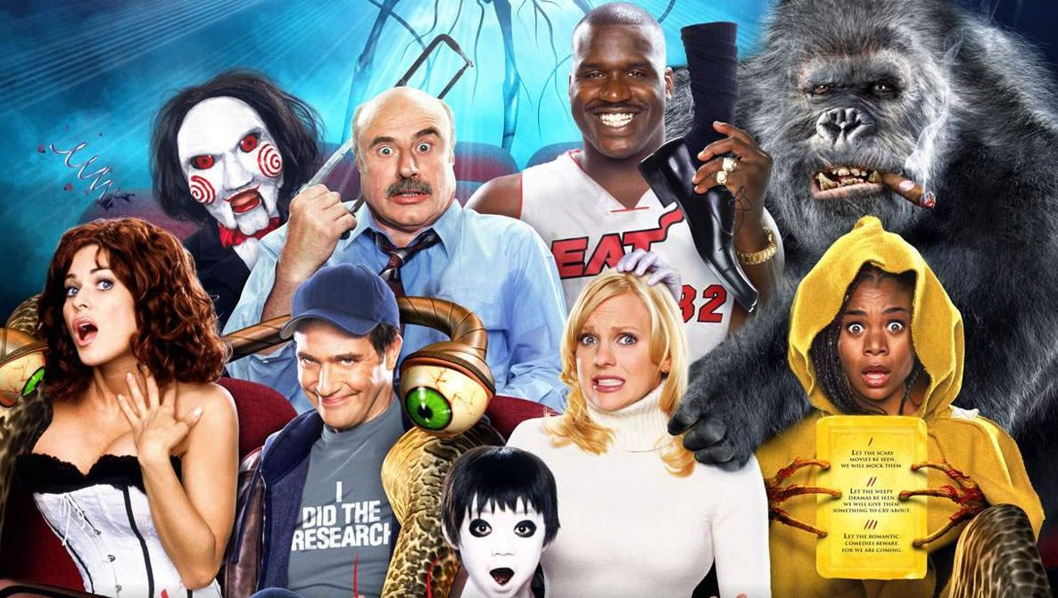 Scary Movie 5 Begins Production With Full Cast Synopsis Bloody Disgusting