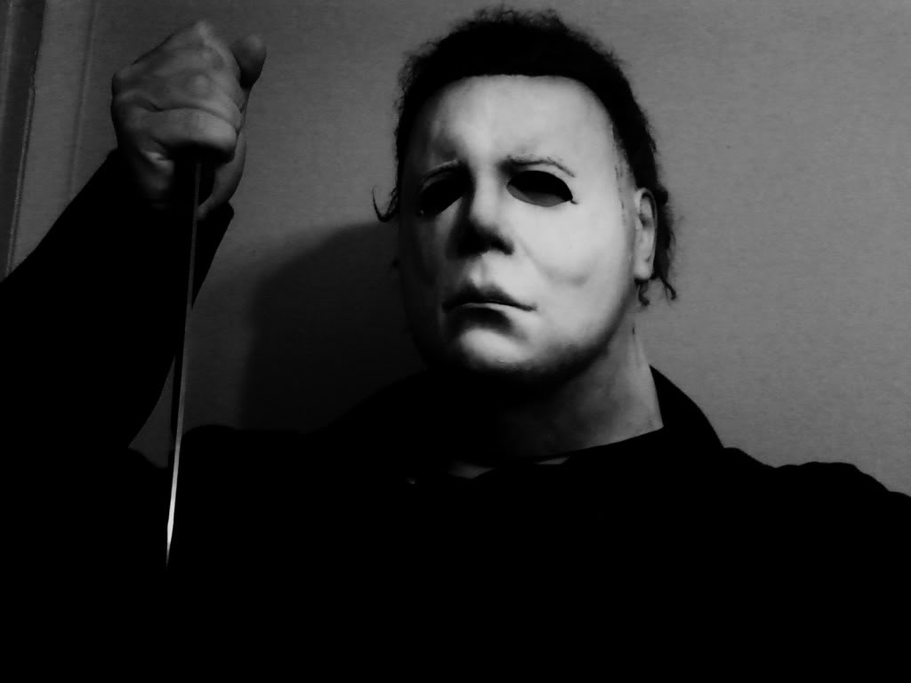 Michael Myers Mask Halloween 1.Image Knb Fx Created A Michael Myers Mask For Baby Driver But