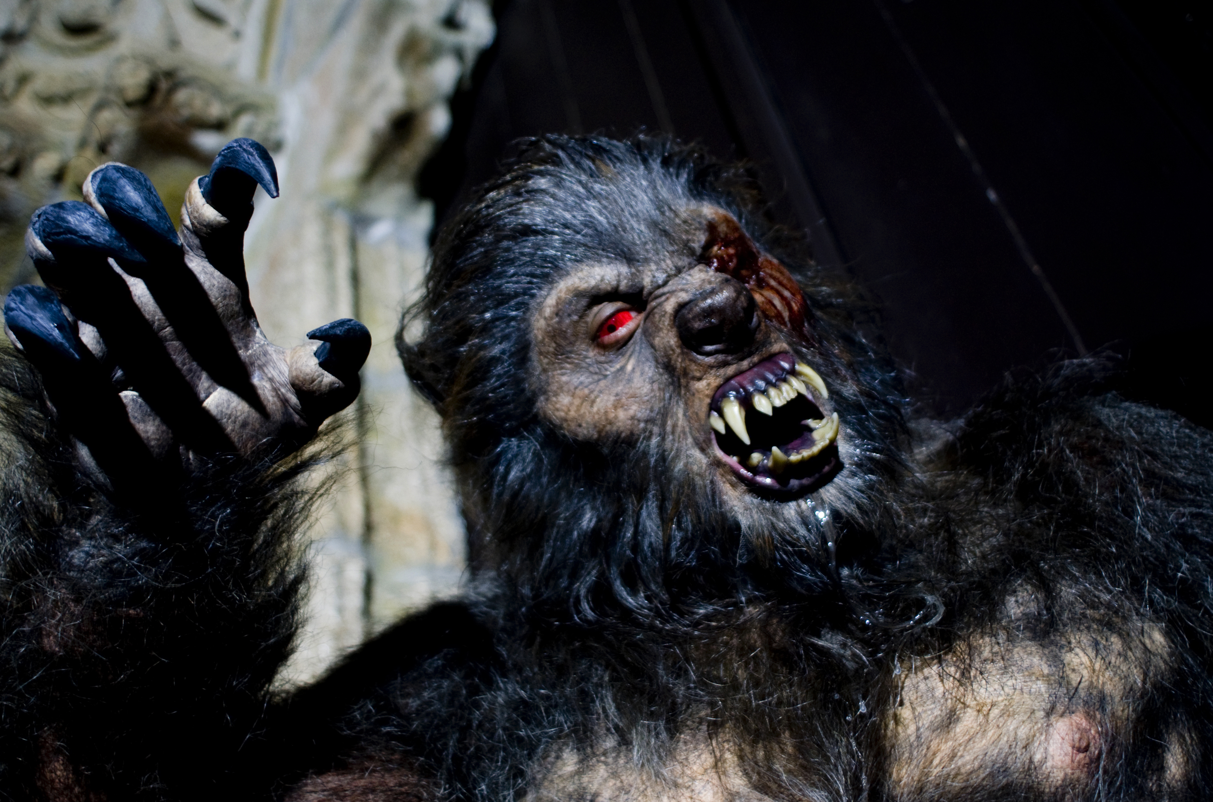 Watch The Werewolf Game: The Beast Side Full Movie Online ...
