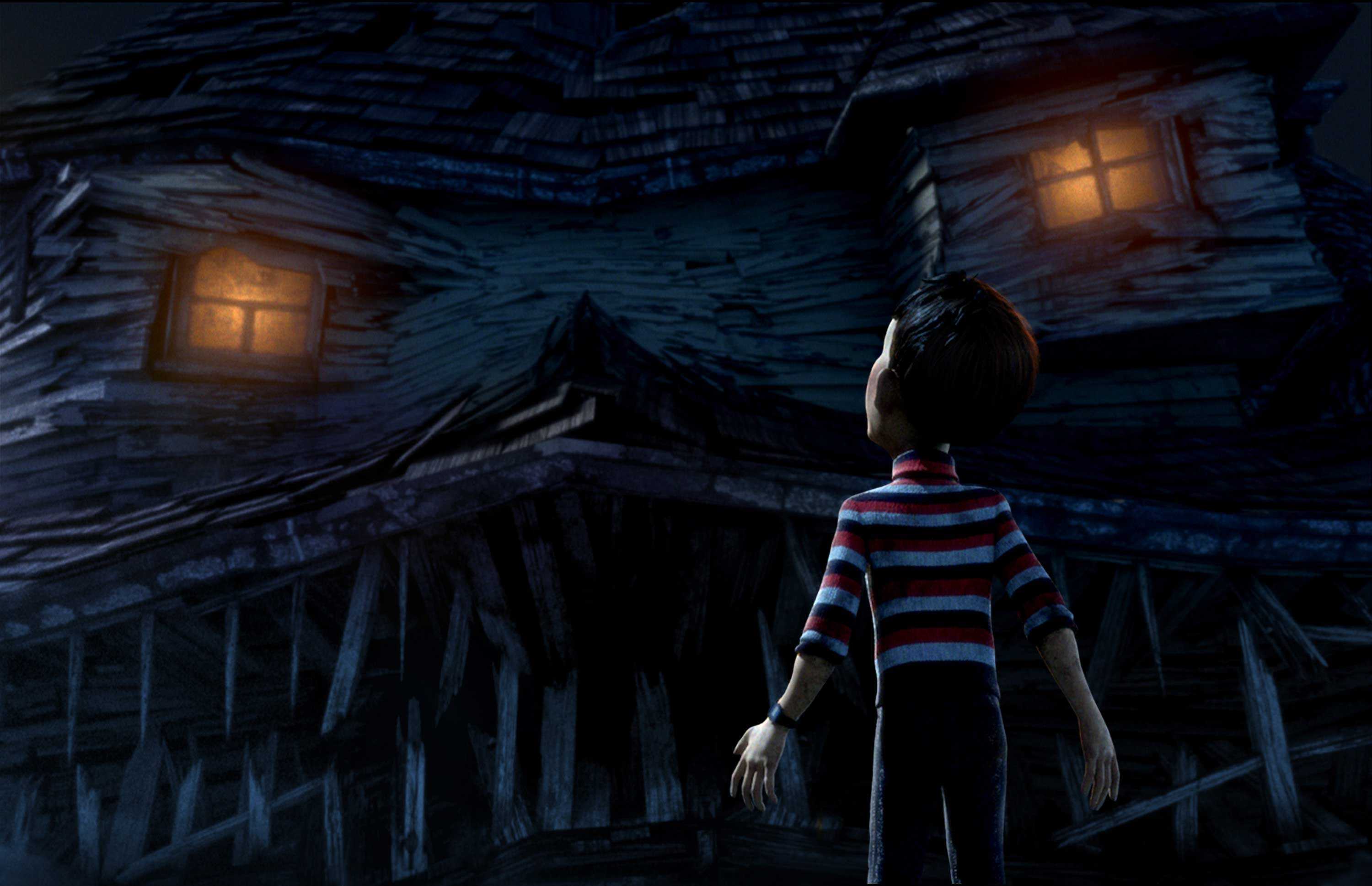 Blumhouse Animated Film 'Spooky Jack' Gets Distant Release Date
