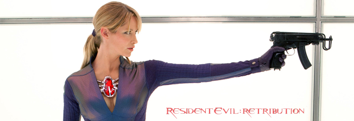 Alice Vs Jill In First Action Packed Resident Evil Retribution Clip Bloody Disgusting