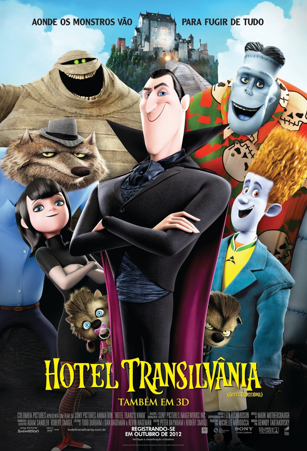 It's just a picture of Fabulous Hotel Transylvania Pictures
