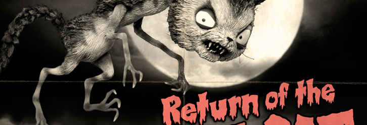New Frankenweenie Posters A Throwback To The Creature Feature Bloody Disgusting