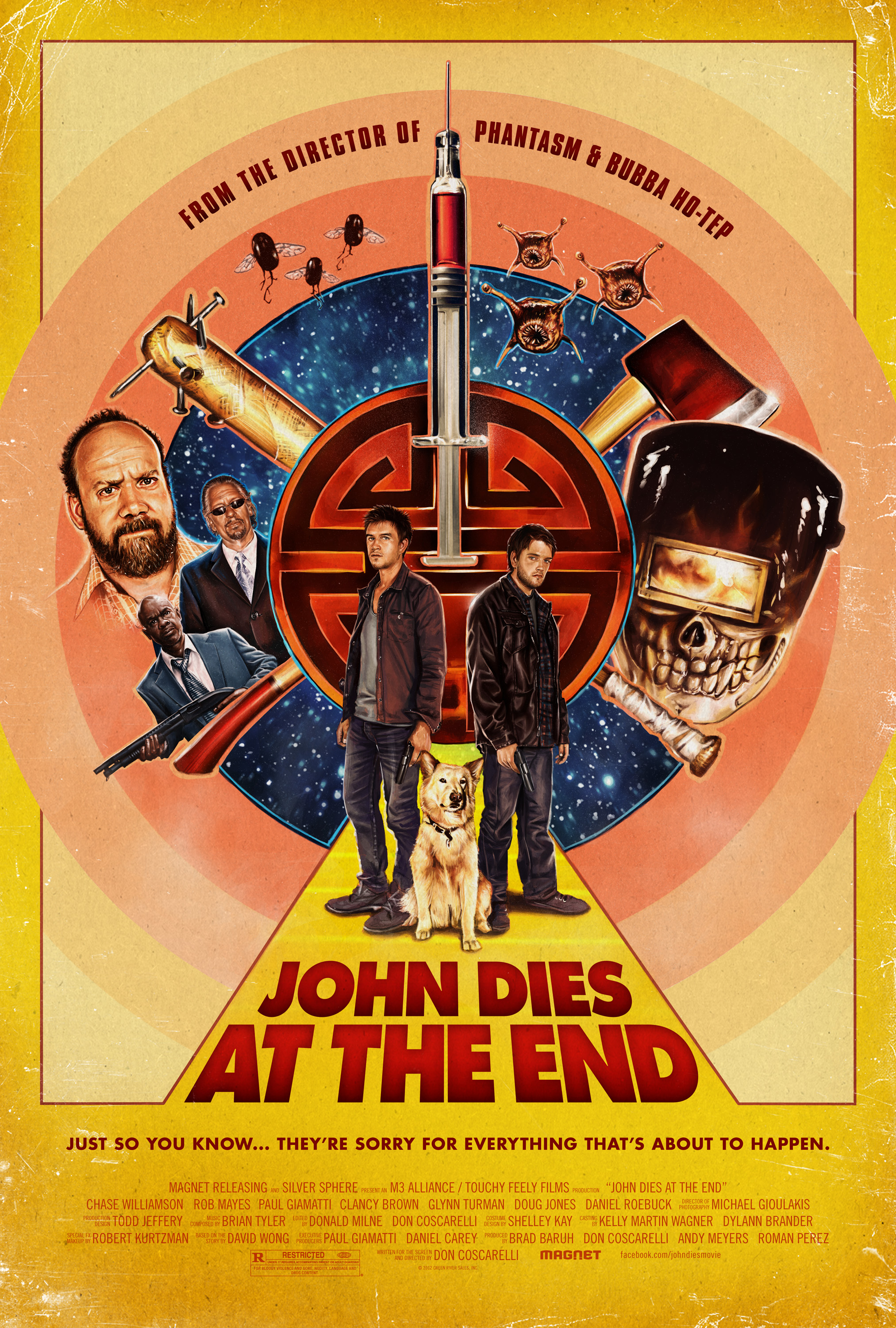 John Dies at the End-poster