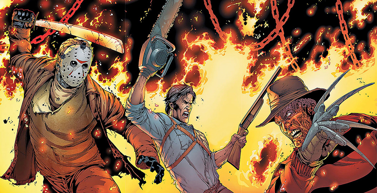 10 Awesome Horror Comic Book Crossovers