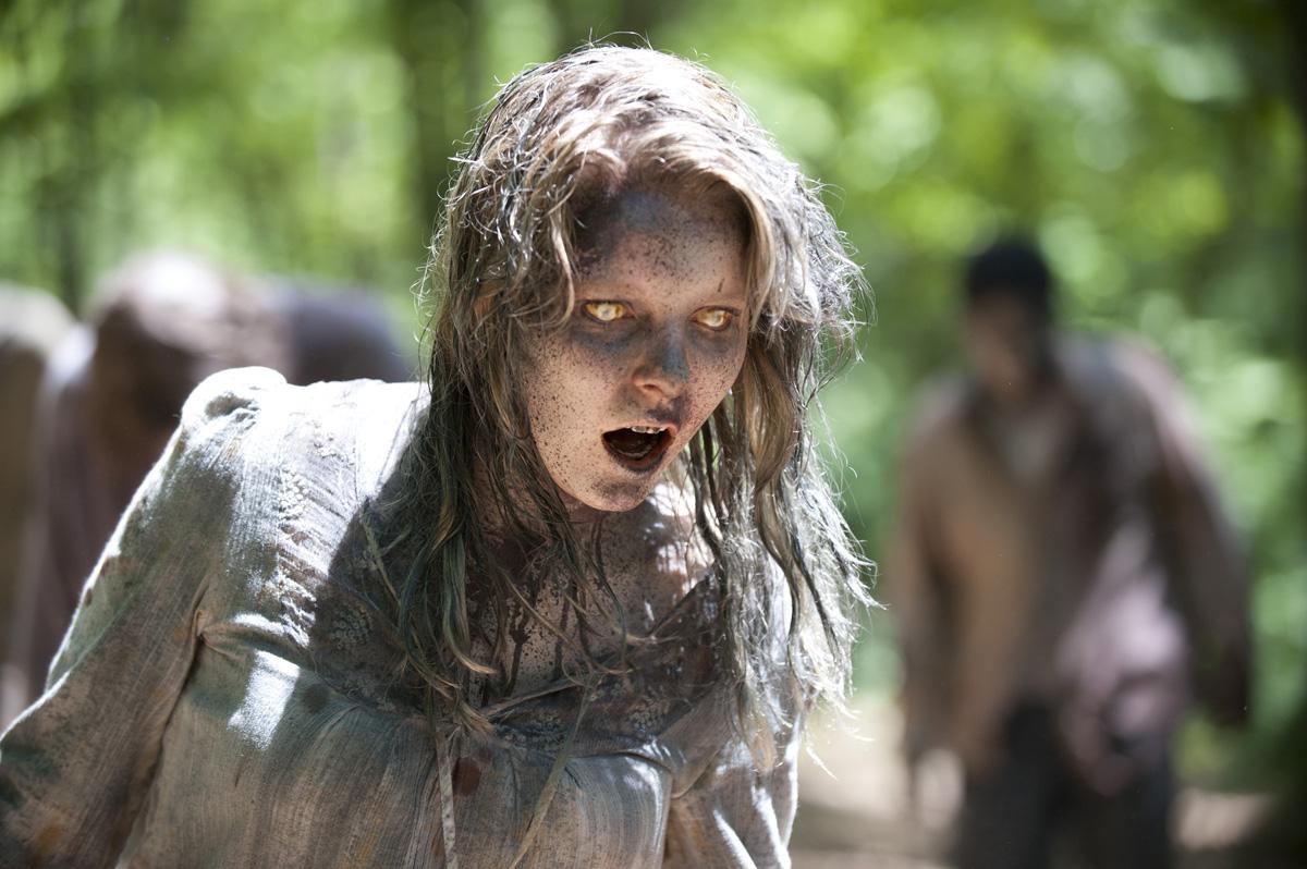Walker - The Walking Dead - Season 3, Episode 7 - Photo Credit: Gene Page/AMC