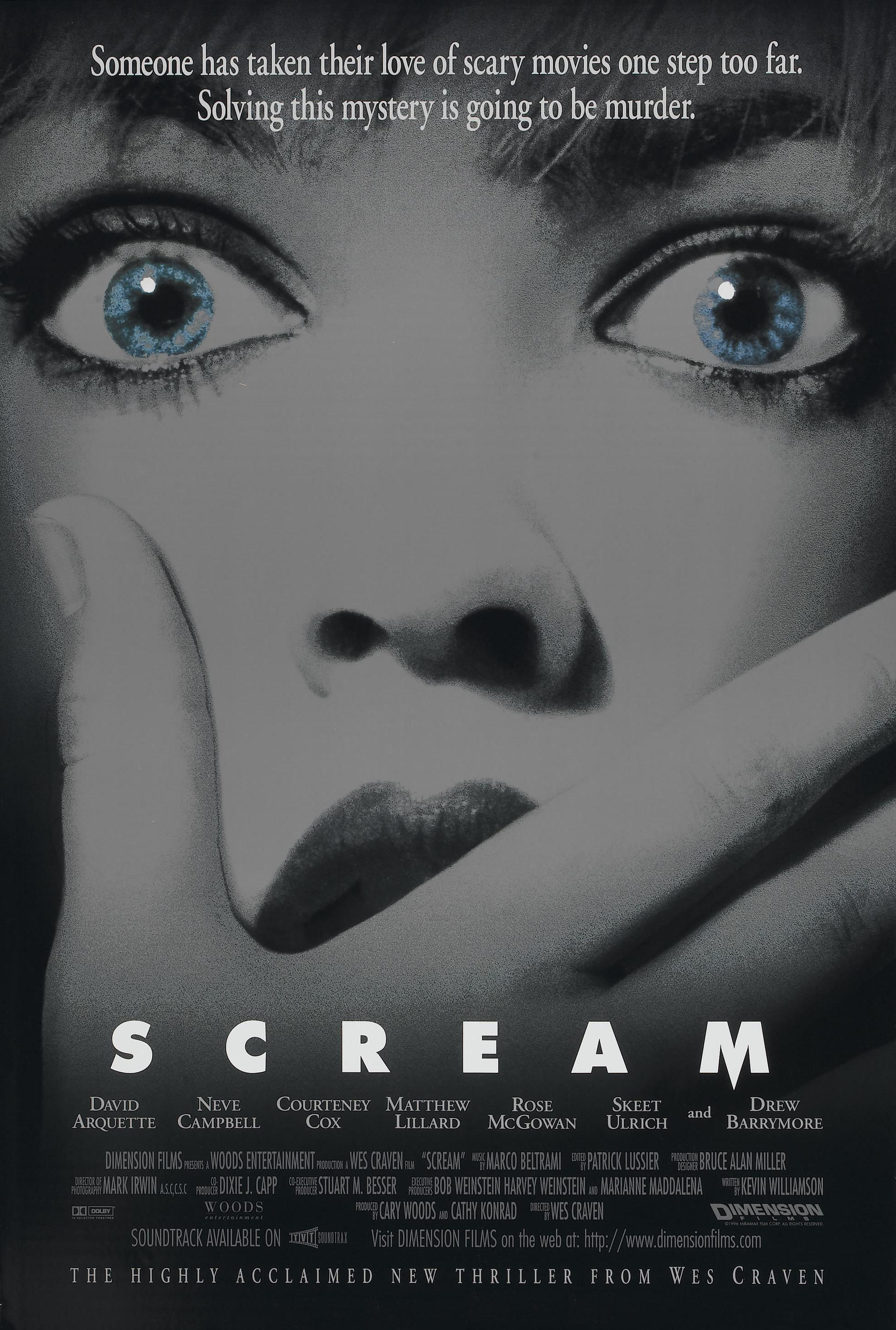 scream-poster - Bloody...