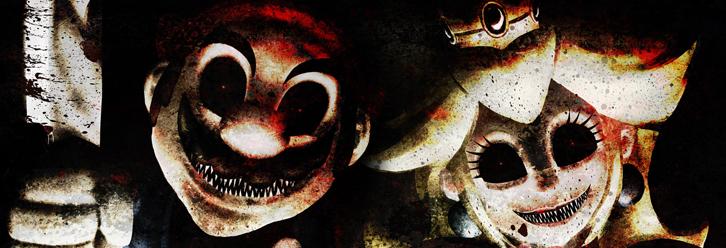 Random Cool This Mario And Princess Peach Fan Art Wants