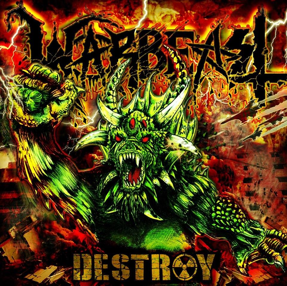 warbeastdestroycover