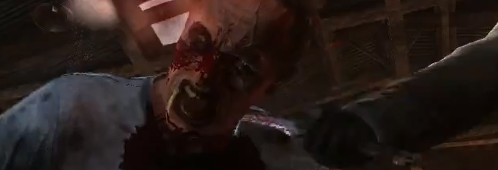 The Last Of Us gore