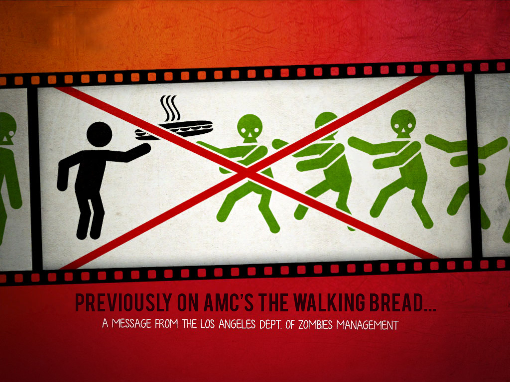 WalkingBread