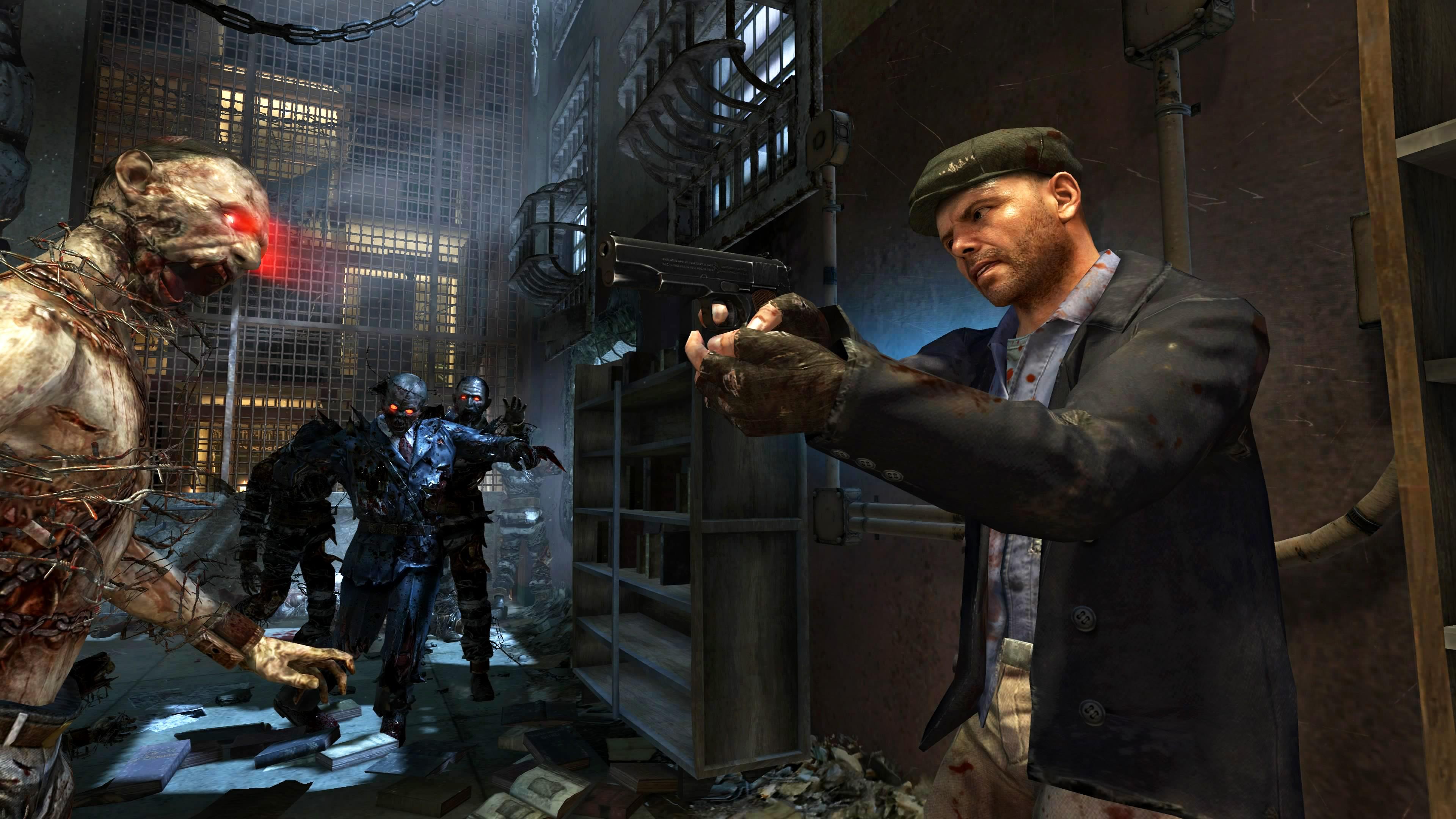 Call Of Duty Black Ops 2 Motd 3 Bloody Disgusting