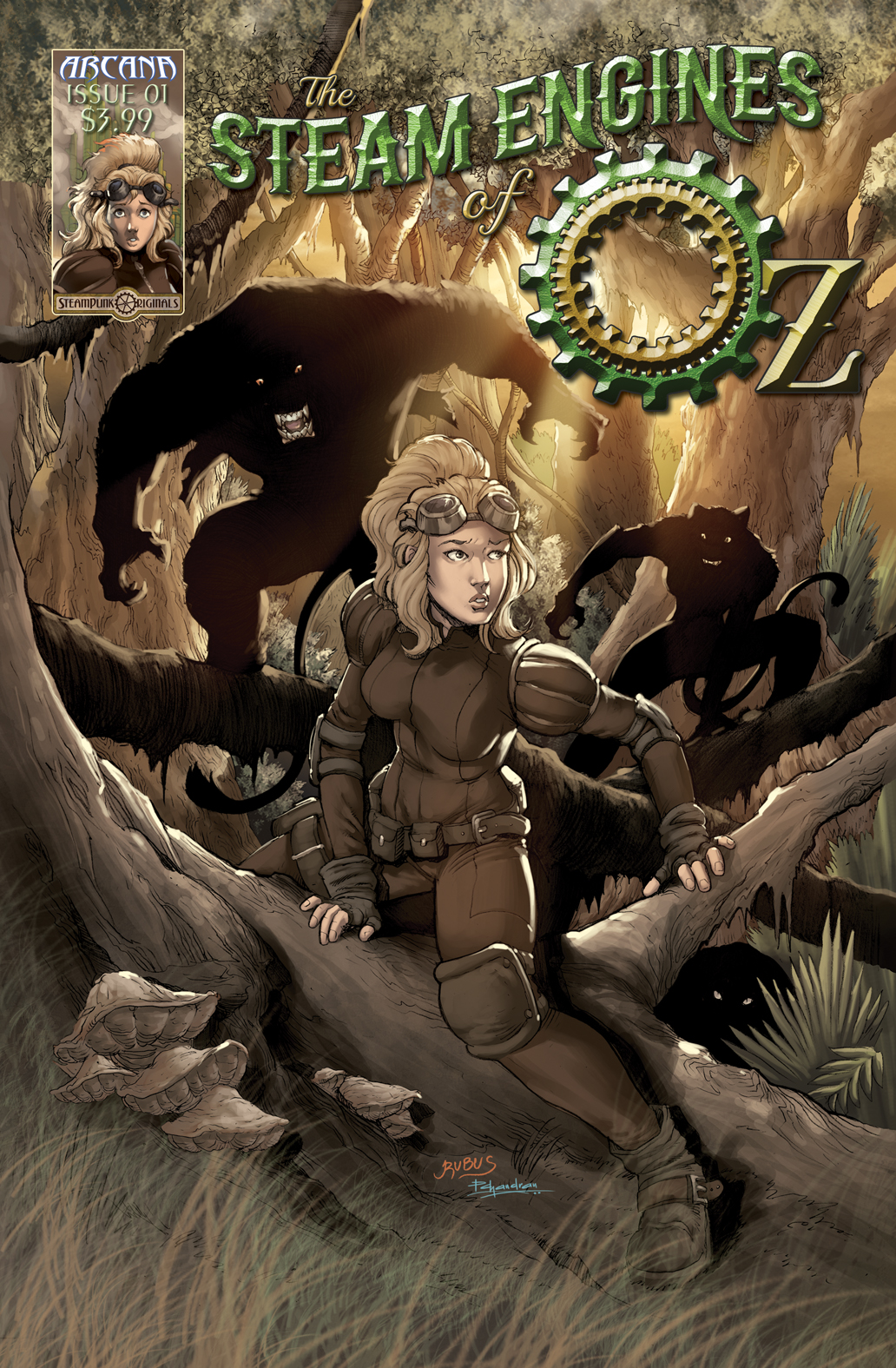 TheSteamEnginesOfOz_Issue01Cover