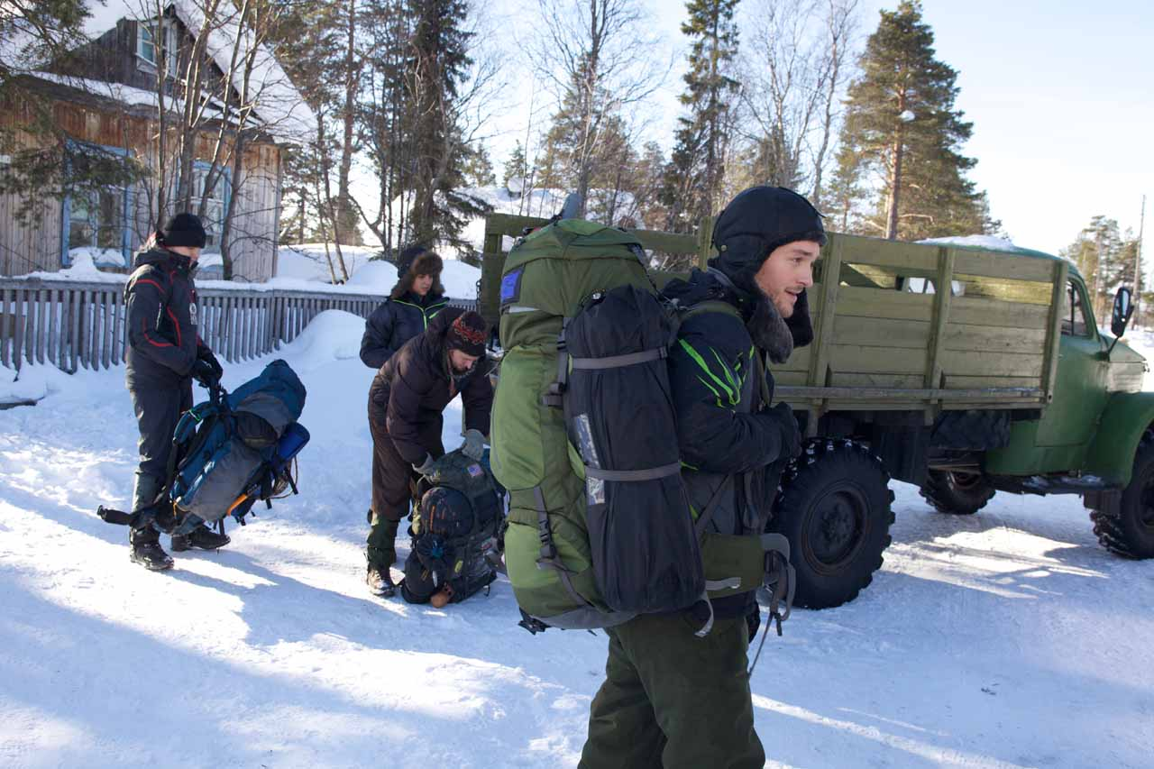 12–The Dyatlov Pass Incident