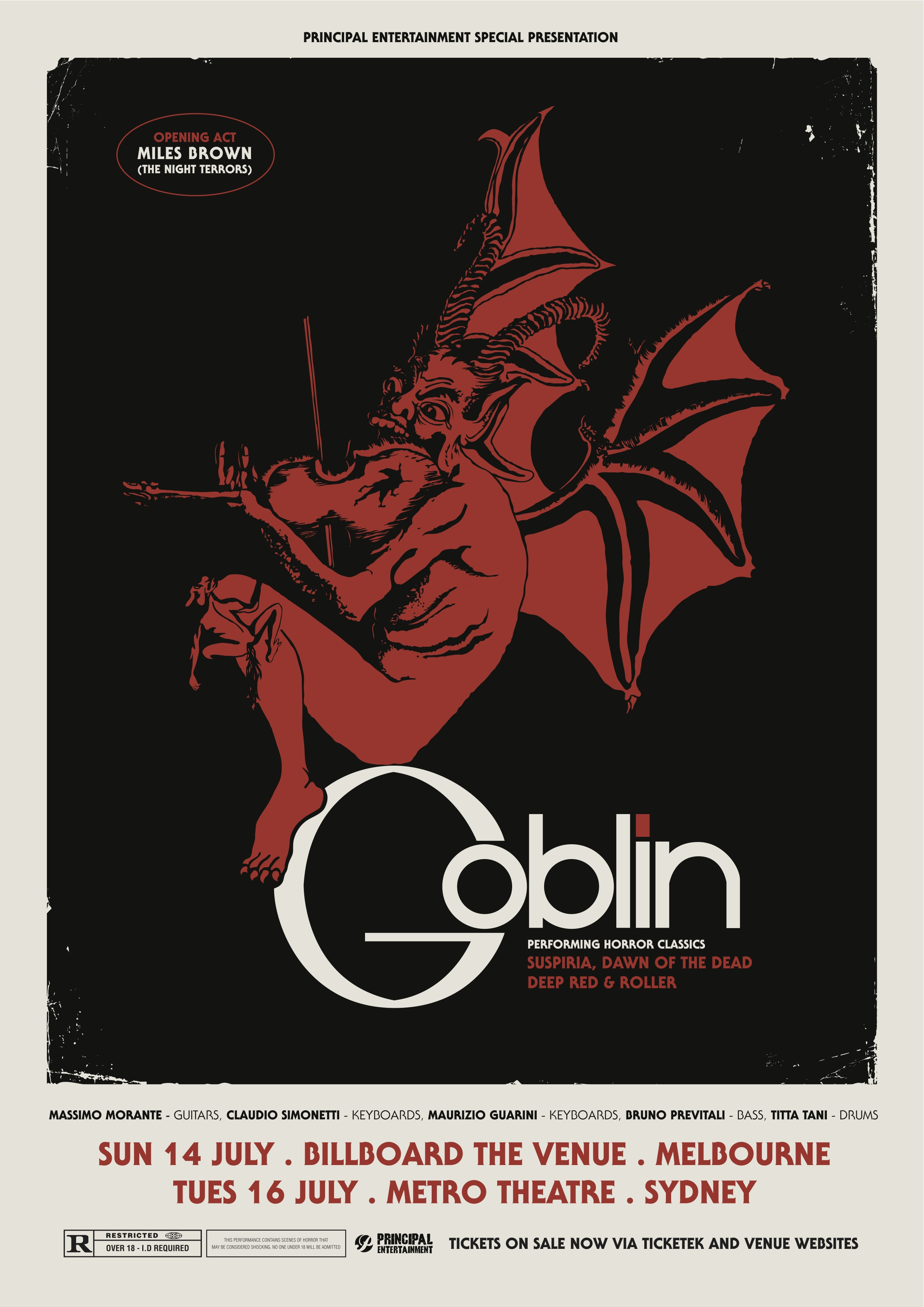 GoblinAustraliaPoster