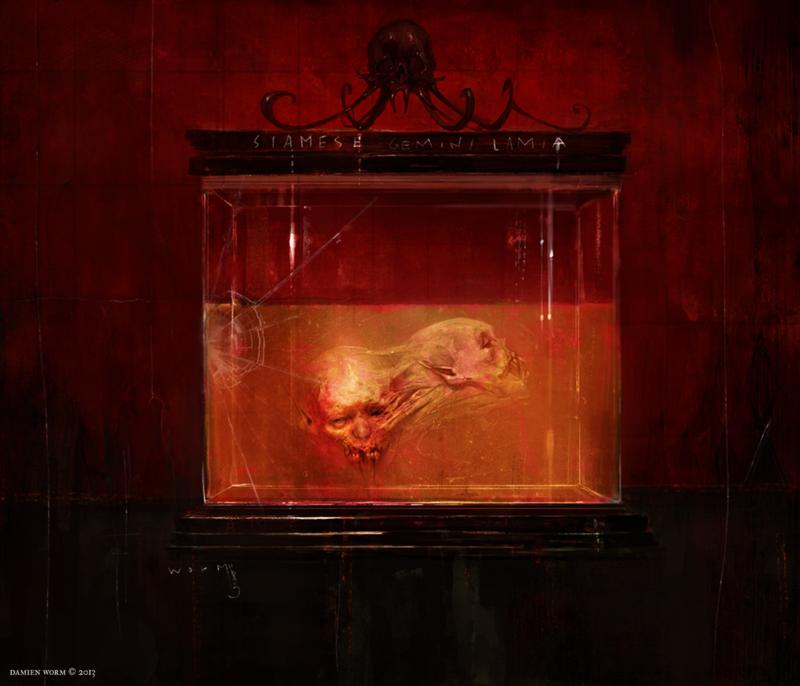 siamese_vampyre_twins_by_damienworm-d66x1rx