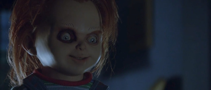 Curse Of Chucky New Look For the Hardcore Fans:...