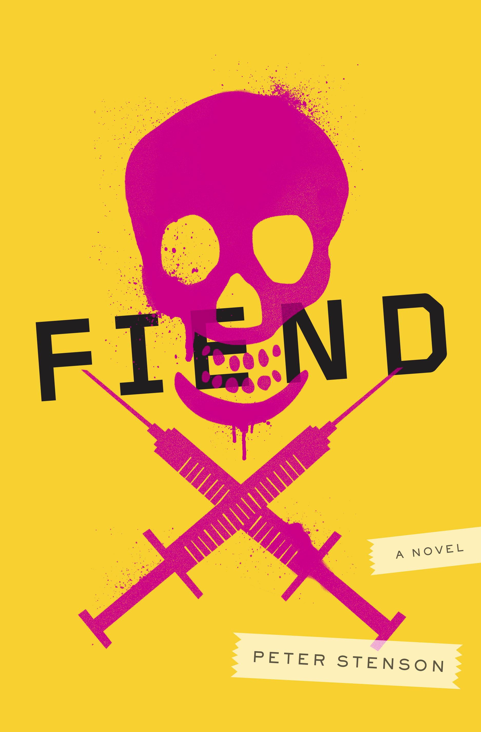 FIEND cover