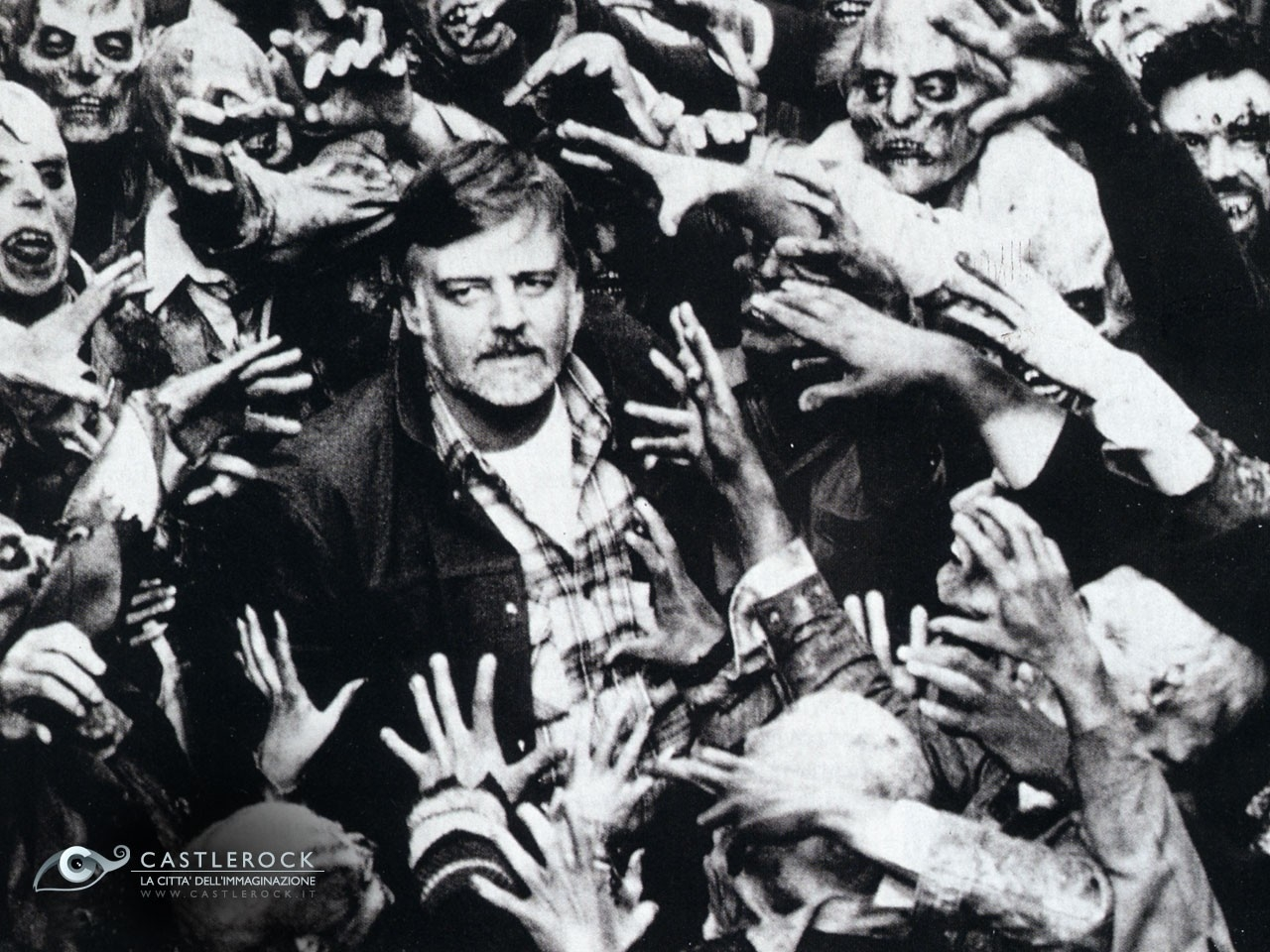 Watch Night Of The Living Dead Introduced By George Romero