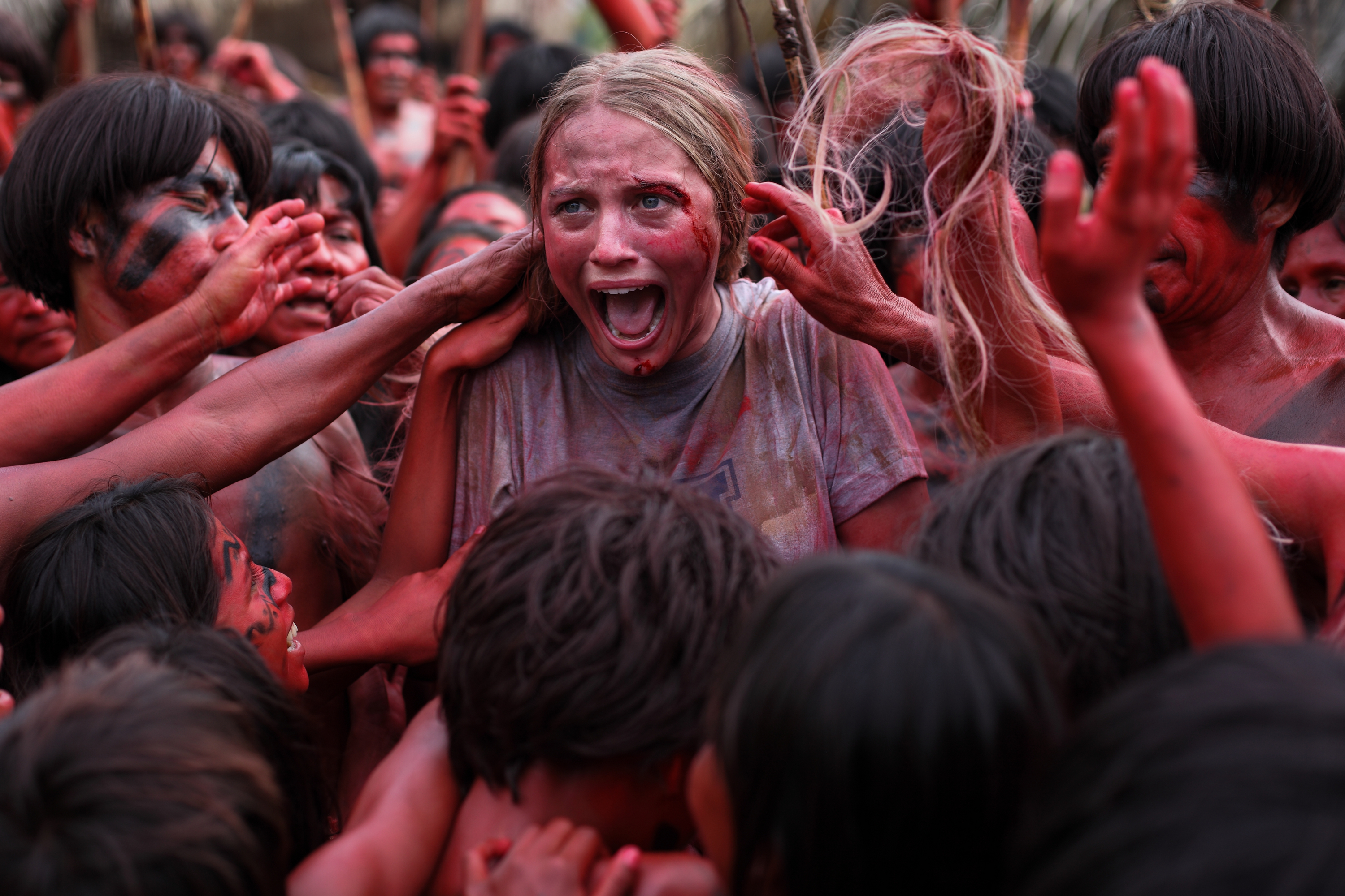 [Review] With 'The Green Inferno', Eli Roth Resurrects the Cannibal  Sub-Genre In All Its Depraved Glory!