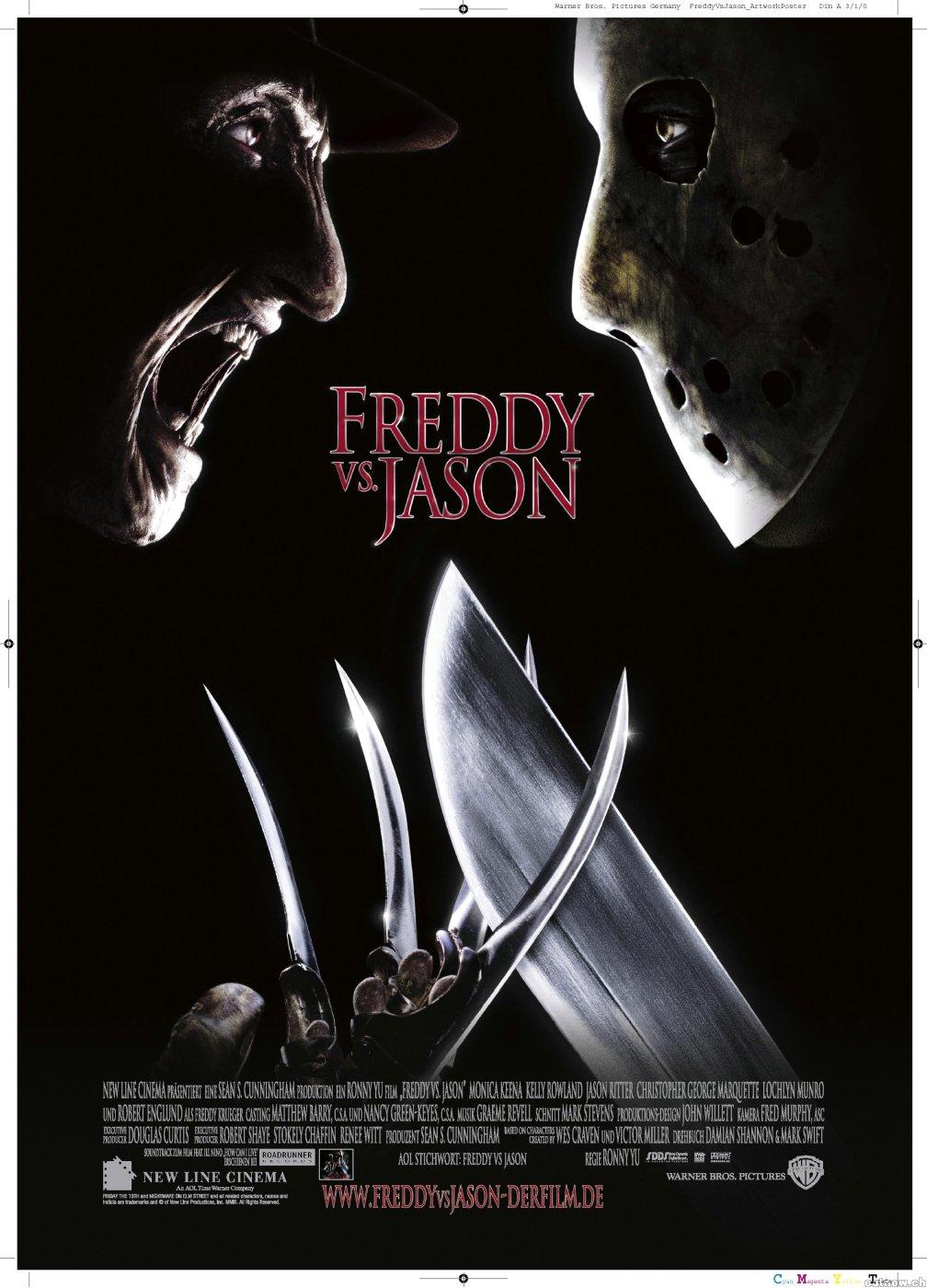 Freddy vs. Jason | Movie fanart | fanart.tv