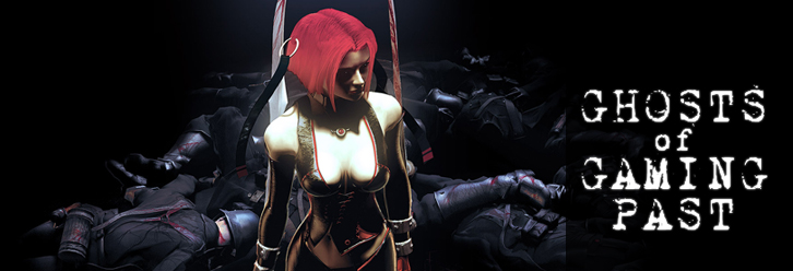 Ghosts Of Gaming Past A Review Of Bloodrayne Bloody Disgusting