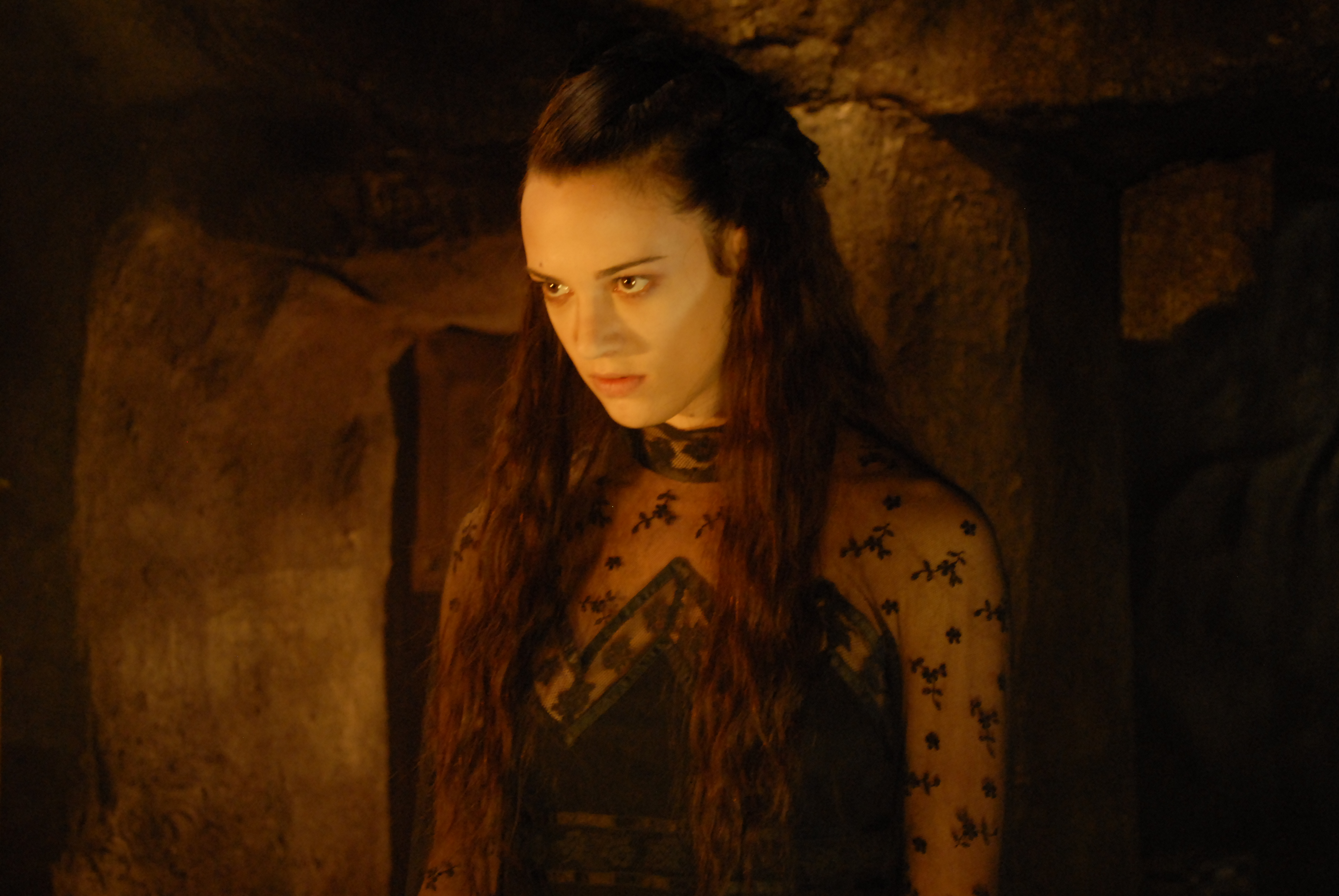 1. ASIA ARGENTO AS LUCY IN ARGENTO'S DRACULA 3D