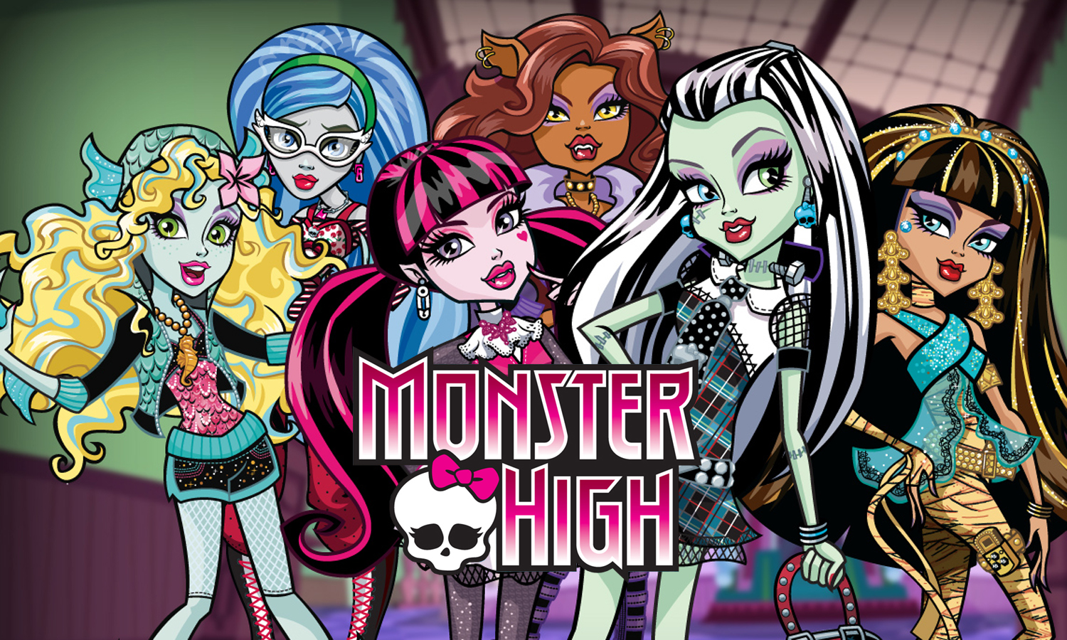 Uni Opening 39 Monster High 39 For the Famous Bloody Disgusting