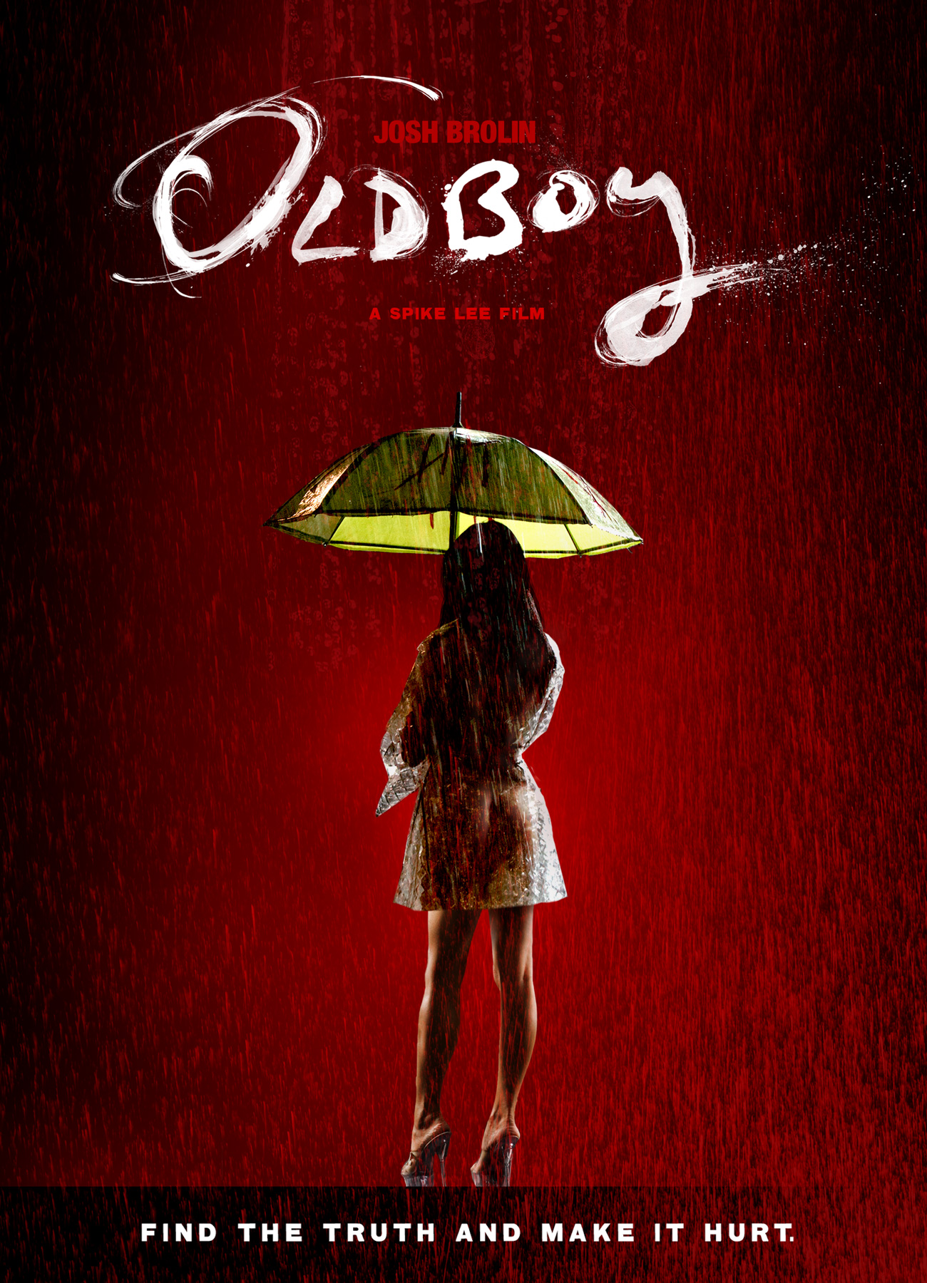 Four New Alternate Oldboy Posters Hammer Down Bloody Disgusting