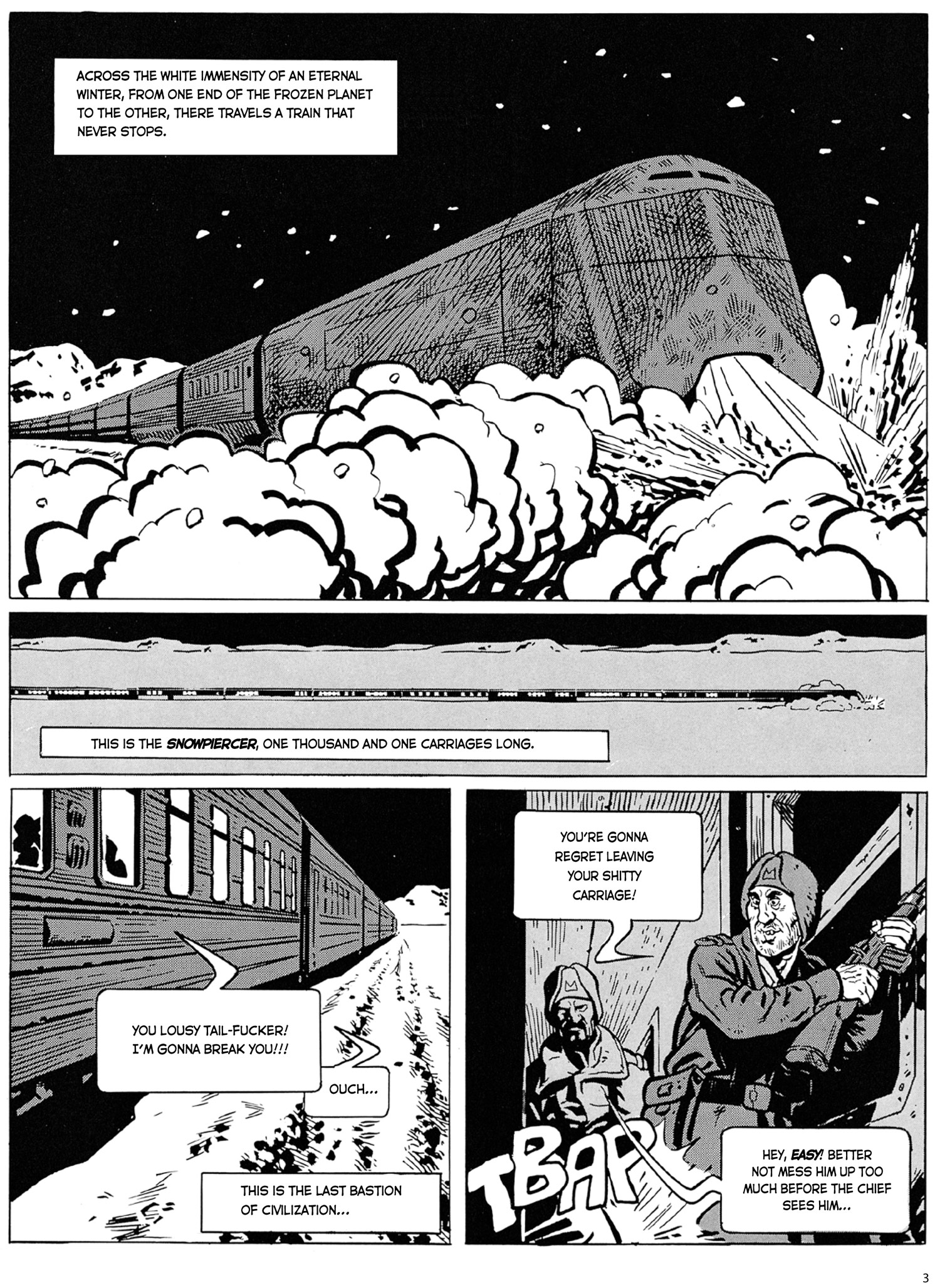 Snowpiercer Vol.1 interior page 1 (uncensored)