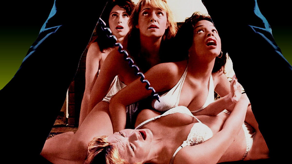 Image result for SLUMBER PARTY MASSACRE