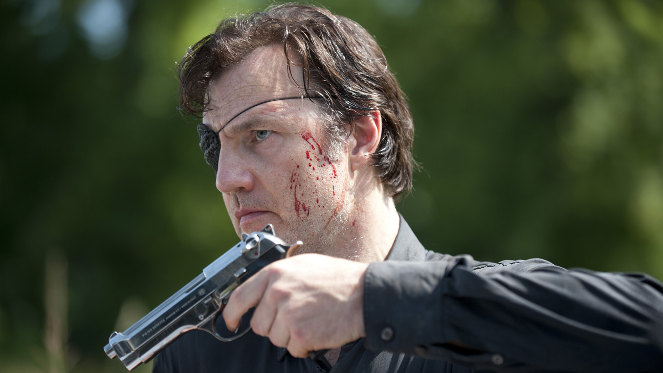 """David Morrissey Says He'd Love to Bring the Governor Back to """"The ..."""