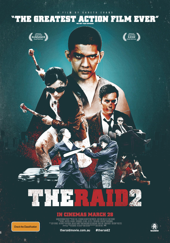 Amazoncom Raid 2 the  Raid The Redemption  Set Blu