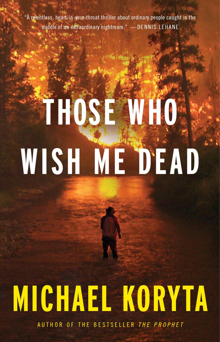 those who wish me dead - photo #5