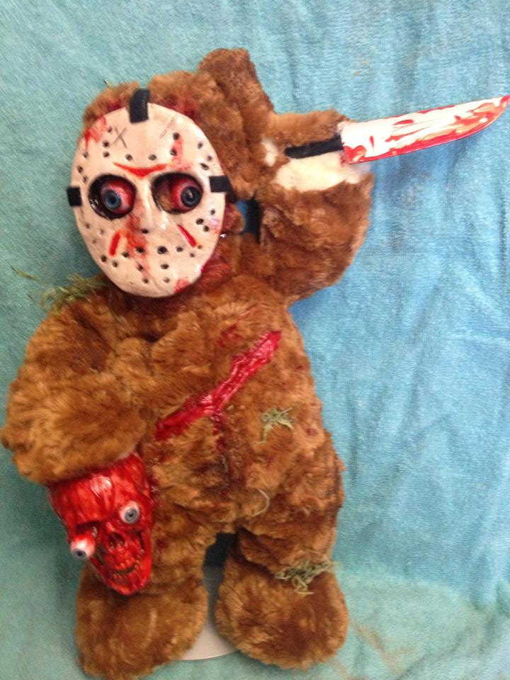 Terrify Your Children With This \'Scare Bears\' Gallery - Bloody ...