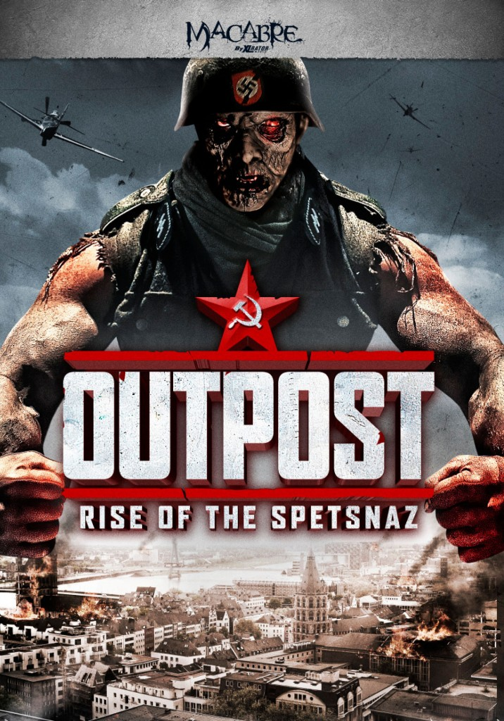 OUTPOST one sheet