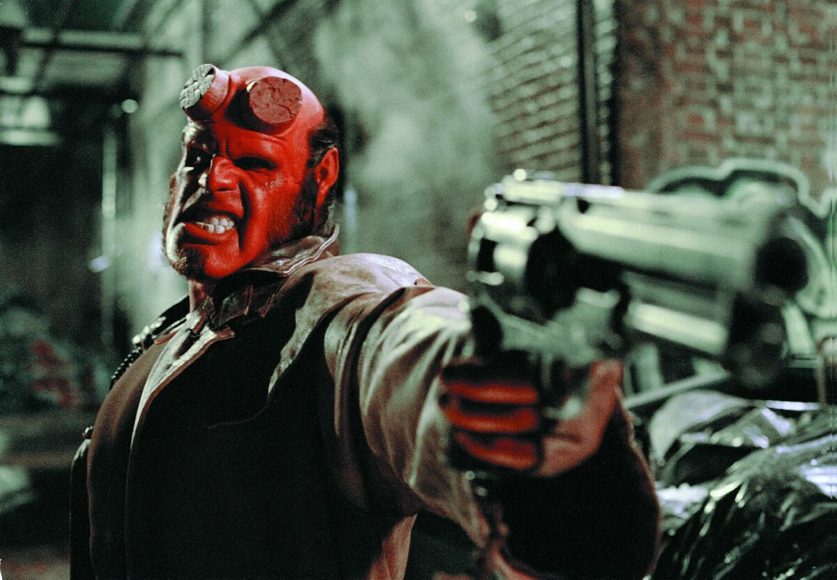 Guillermo del Toro Says There's a 100% Chance 'Hellboy 3' Will Never Happen