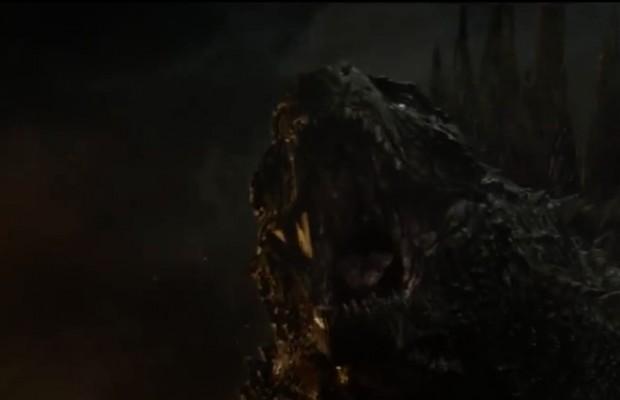 Godzilla banner