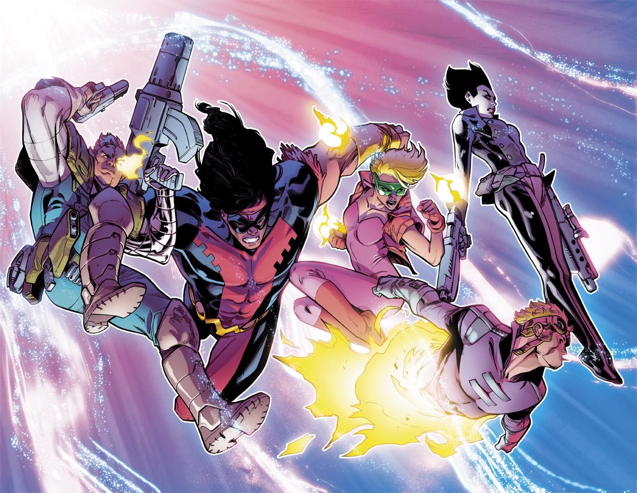 Deadpool_vs_X-Force_1_Interior_Preview_1
