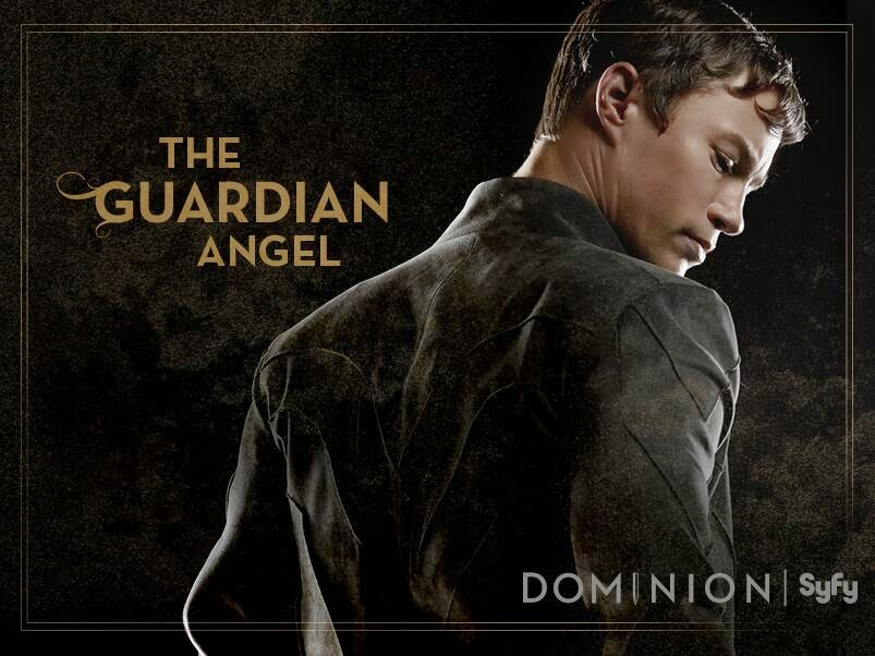 Dominion – Character Poster – Michael