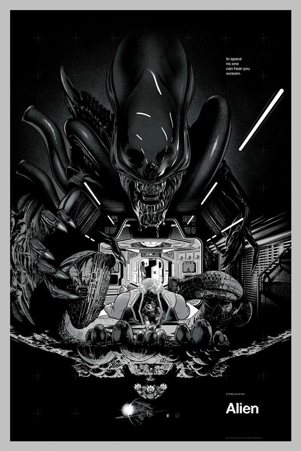 Martin Ansin Alien