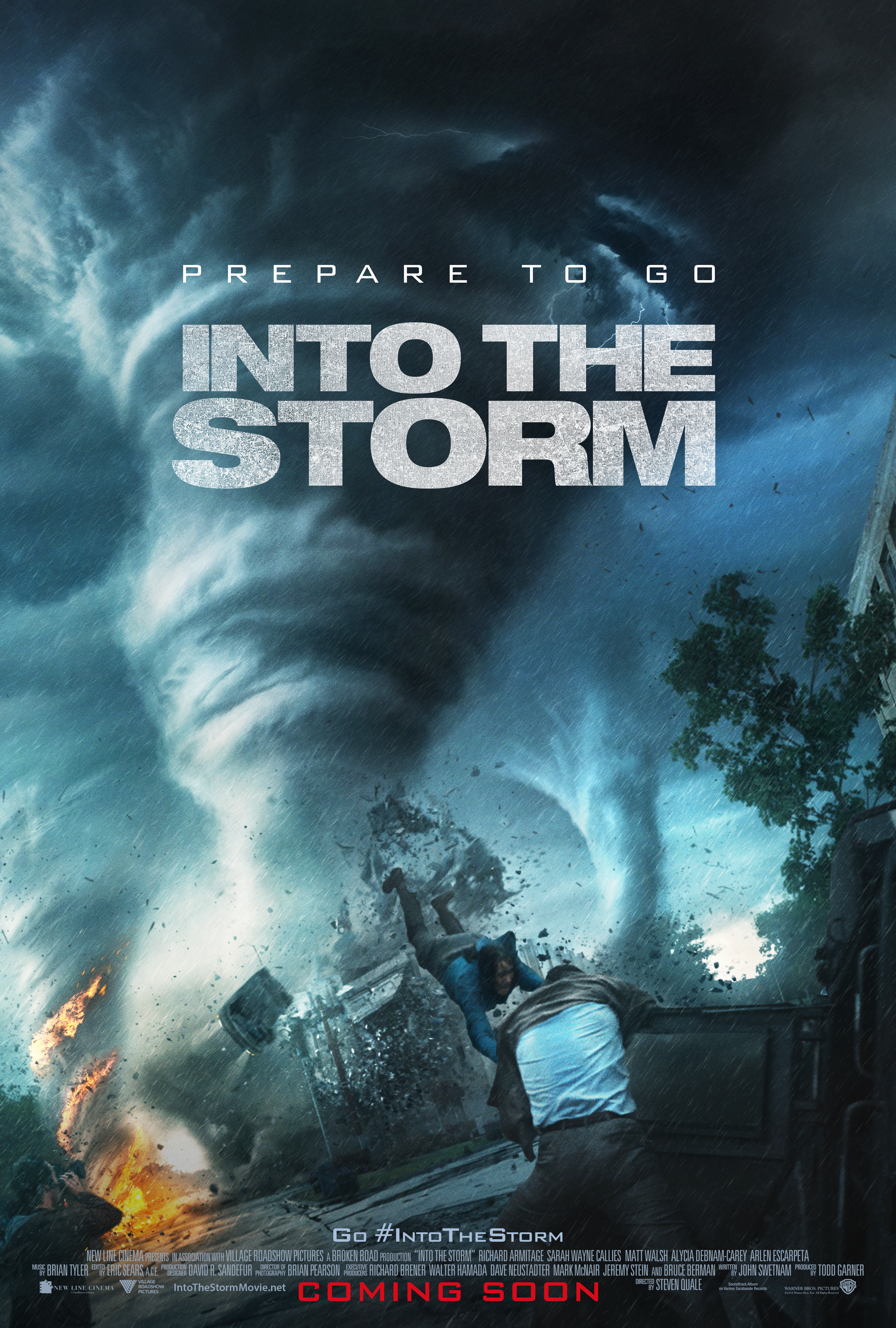 Into The Storm – HD Trailer 2